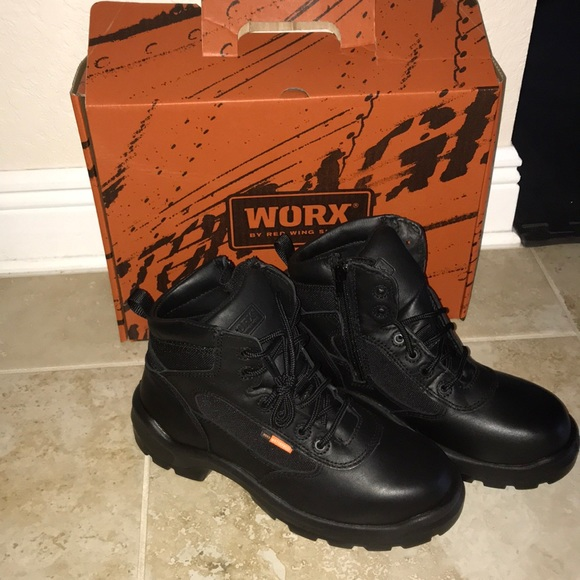 5213ad89ba8 Worx boots by red wing shoes NWT